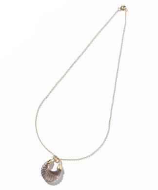 【SHYLA】ガラストップネックレス