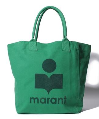 【ISABEL MARANT】ロゴトートバッグ