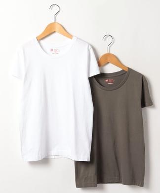 【HANES】Tシャツ2枚セット