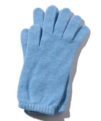 【William Brunton】ショート丈ニット手袋