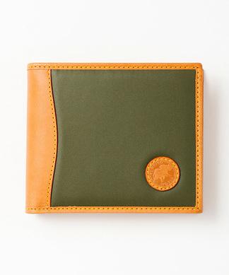 バチューサーパス [財布] グリーン 93001BSS