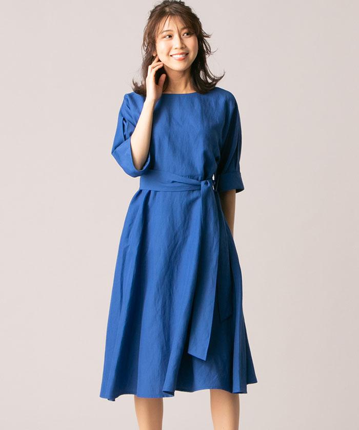 【my perfect wardrobe】フレアワンピース