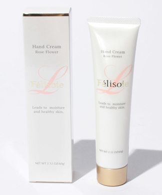 Felisoie HandCream <Rose Flower>