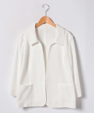 コットン羽織りジャケット
