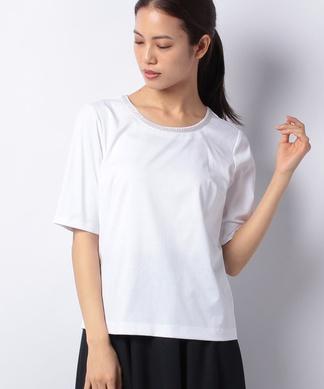 ネックアレンジTシャツ