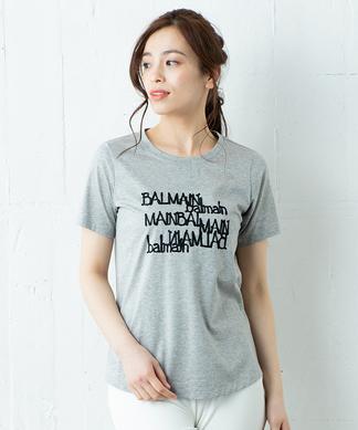 コードロゴTシャツ