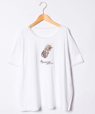 【19+】パイナップルTシャツ
