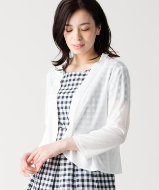 【特別提供品】ボレロカーディガン