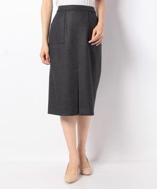 センターボックススカート