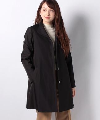 ライナー付きミドル丈コート