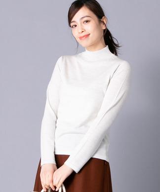 【特別提供品】ハイネックニット