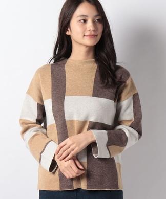 【特別提供品】ボトルネックセーター