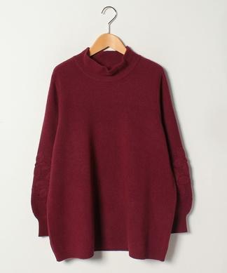 【特別提供品】ハイネックウールセーター