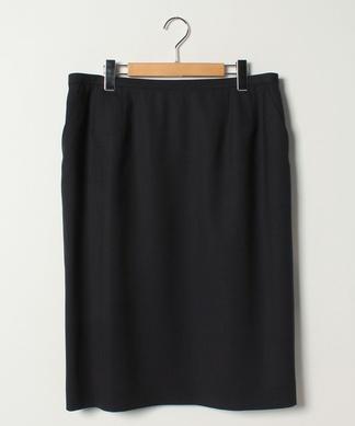 【セットアップ対応商品】【19+】【LORO PIANA】ウールタイトスカート
