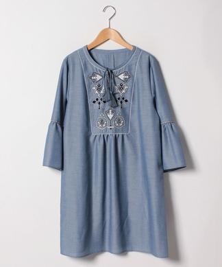 【Lサイズ企画】刺繍チュニック