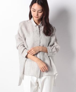 【ROSSO35】リネンシャツ