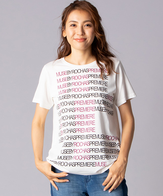【MUSE BY ROCHAS Premiere】 Tシャツ