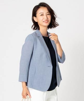 【特別提供品】7分袖テーラードジャケット