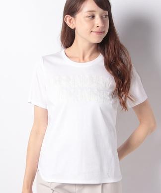 【特別提供品】ロゴ刺繍Tシャツ