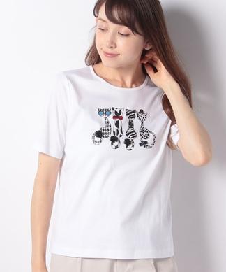 【特別提供品】猫モチーフTシャツ