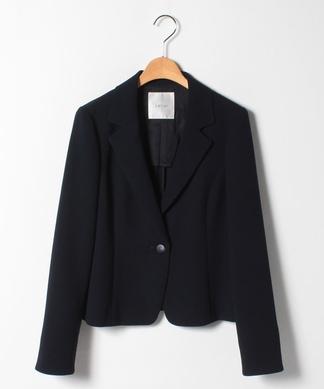 1つ釦ショートジャケット