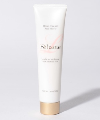 Felisoie-フェリソア-モイスチュアハンドクリーム