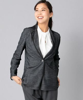 【ROCHAS Premiere】テーラードジャケット