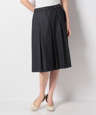 タックAラインスカート