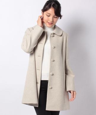 【特別提供品】カシミヤショールカラーコート