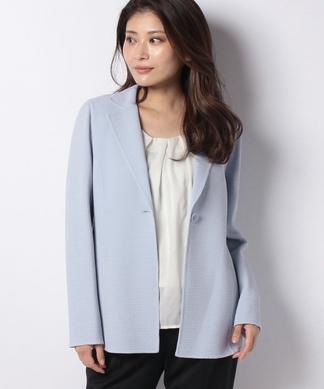 【MANIGLIA】 マニーリア 一重仕立てジャケット