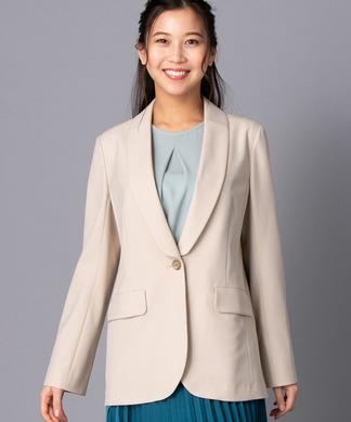 【my perfect wardrobe】とろみジャケット