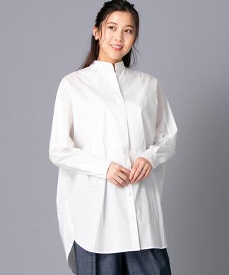 【my perfect wardrobe】オーバーサイズコットンシャツ