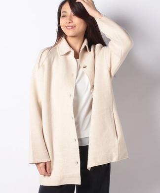 毛ベース素材ジャケット