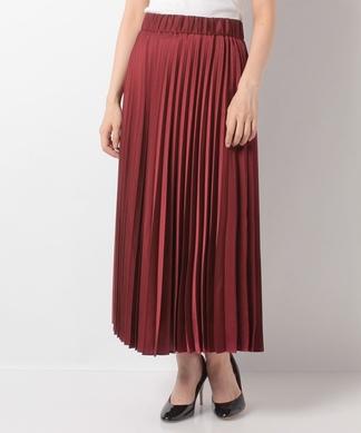 【my perfect wardrobe】ロングプリーツスカート