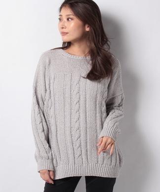 編み切り替えセ-タ-