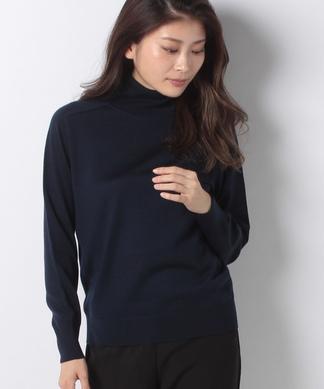 【エリコ・ナカムラ】タートルネックニット