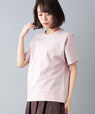 【my perfect wardrove】コットンTシャツ