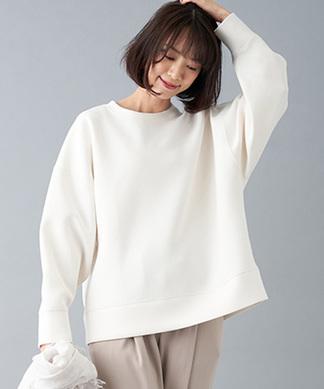【my perfect wardrove】カジュアルプルオーバー