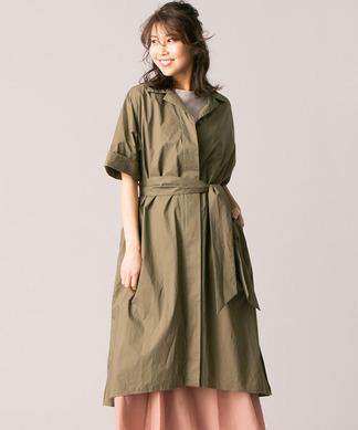 【my perfect wardrobe】シャツワンピース