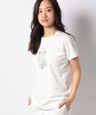 【MUSE BY ROCHAS Premiere】プリントTシャツ