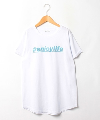 【BRUNO MANETTI】ロゴTシャツ