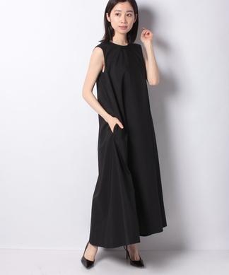 【my perfect wardrobe】フレアマキシワンピ-ス