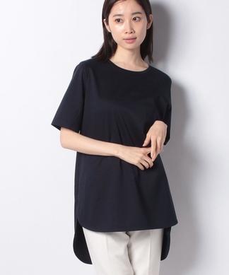 【my perfect wardrobe】テールカットTシャツ