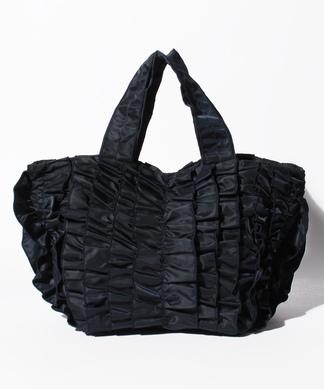 フリルハンドバッグ