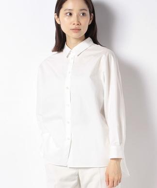 長袖コットンシャツ