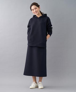 【my perfect wardrobe】無地パーカー