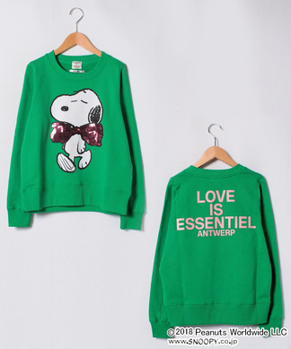 【ESSENTIAL】カットソー