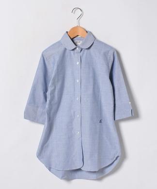 【MADISONBLUE】ハーフスリーブシャツ