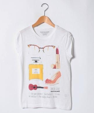 【A-JOLIE】Tシャツ