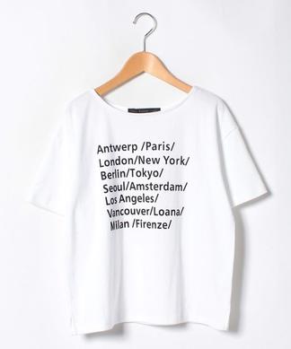 【LOANA】Tシャツ